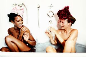 The Playful Sensuality of Photographer Ellen von Unwerth's Images