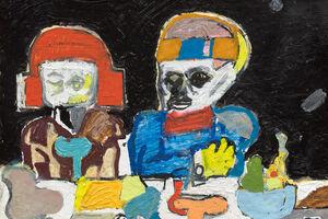 Why Painter Eddie Martinez Is Having His Biggest Market Year Yet