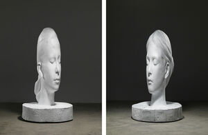 Jaume Plensa's Forest of Heads Takes Root in Paris