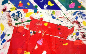 The Evolution of Sam Francis's Painting Through Five Works