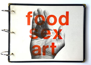 Learn to Cook with John Cage, Marilyn Minter, and Louise Bourgeois