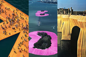 Understanding Christo and Jeanne-Claude through 6 Pivotal Artworks