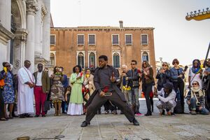 Despite Obstacles, African Countries Shine at the Venice Biennale
