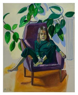 Alice Neel Captures the Souls of Her Sitters, and Translates Them to Canvas