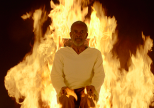 In Bill Viola's Videos, Bodies Battle Storms of Biblical Proportions
