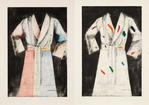The Colors and Culture of Jim Dine at The Armory Show 2015