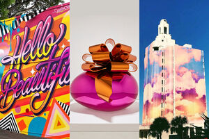 The Most Instagrammed Artworks from Art Basel in Miami Beach