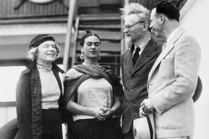 How Frida Kahlo's Love Affair with a Communist Revolutionary Impacted Her Art