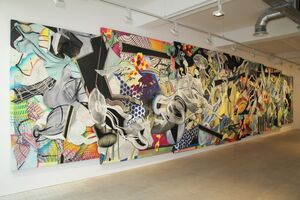 Frank Stella Comes to London with Millennial Murals and Scrap-Metal Archeology
