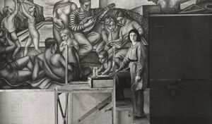 When the U.S. Government Paid the Working Class to Be Artists