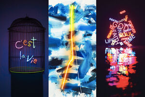 10 Artists Who Made Masterpieces with Neon