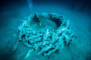 Dive into Europe's First Underwater Sculpture Museum
