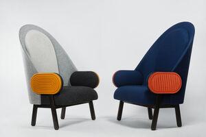 Lebanese Designer Charles Kalpakian Channels the '50s at PAD Paris