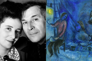 How Chagall's Daughter Smuggled His Work out of Nazi-Occupied Europe