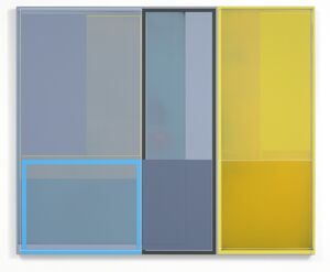 Contemplating the Layered Abstraction of Patrick Wilson