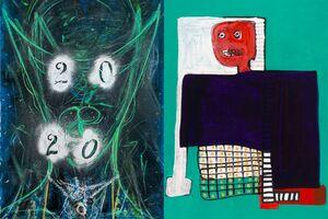 5 Artists to Follow If You like Basquiat