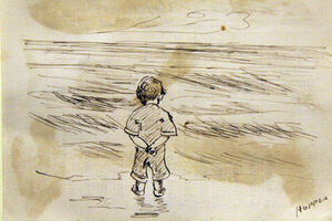 What Do the Childhood Works of Famous Artists Look Like?