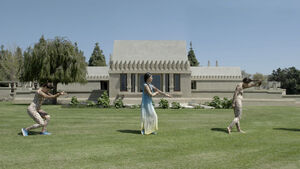 How Frank Lloyd Wright's Take on Mayan Temples Shaped Hollywood