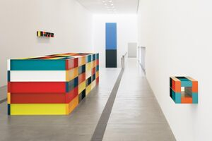 How I Learned to Love Donald Judd's Multicolored Works
