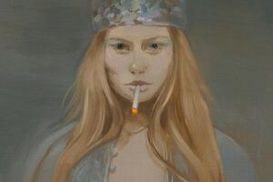 """Lisa Yuskavage Doesn't Want to Be a """"Good Feminist."""" Her Paintings Are Better for It"""