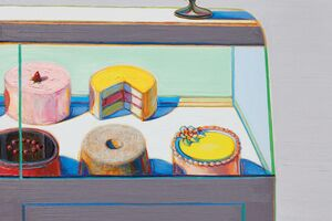 Why the Art Market Has a Sweet Tooth for Wayne Thiebaud's Work