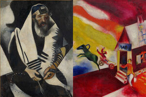 Marc Chagall's Jewish Identity Was Crucial to His Best Work
