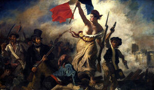 How France's Violent Revolutions Impacted Some of Its Most Important Artists