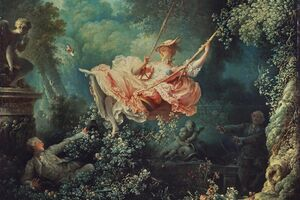 "Undressing the Erotic Symbolism in ""The Swing,"" Fragonard's Decadent Masterpiece"