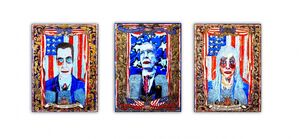 Federico Solmi's Twisted Take on the 2016 U.S. Presidential Election