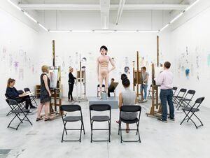 David Shrigley and Jeremy Deller Are Reinventing the Life Drawing Class