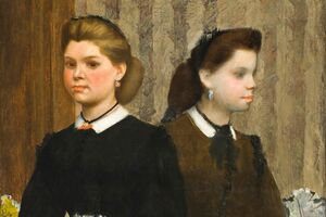 Degas's Lesser-Known Portraits Reveal His Intimate Social Network