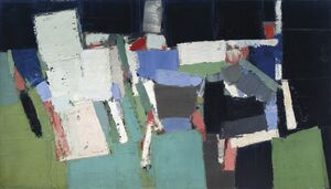 $22-Million Nicolas de Staël Painting Breaks Auction Record at Christie's in Paris