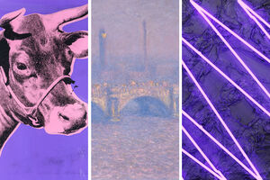 What Art History Tells Us about Ultra Violet, Pantone's Color of the Year