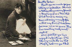 We Asked an Expert to Interpret Famous Artists' Handwriting