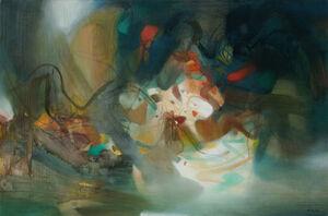 See Zao Wou-Ki, Chu Teh-Chun, and T'ang Haywen at Art Basel in Hong Kong