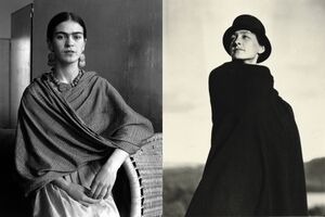 Frida Kahlo and Georgia O'Keeffe's Formative Friendship
