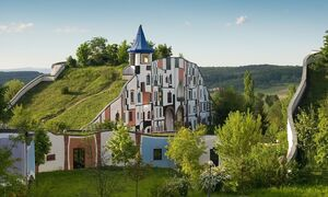 The World's Top Architectural Pilgrimages