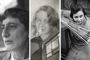 The Women of the Bauhaus School