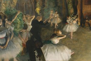 The Sordid Truth behind Degas's Ballet Dancers