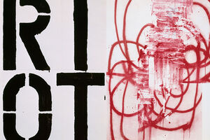 J. Tomilson Hill Is Giving Asia Its First Christopher Wool Show in over a Decade