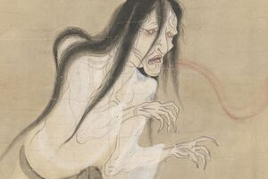 The Vengeful Female Ghosts in Japanese Ukiyo-e Prints Will Haunt You
