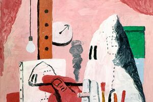 Why AbEx Painter Philip Guston's Return to Figuration Enraged the Art World
