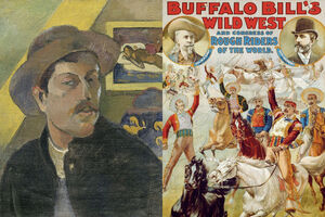 Buffalo Bill's Unlikely Influence on Picasso and Gauguin