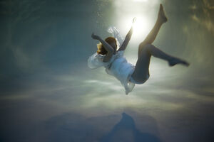 Bill Viola on the Weightless World Under Water (+ 7 Others Who Take the Plunge, Too)