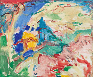 The Top 10 Abstract Expressionists on Artsy