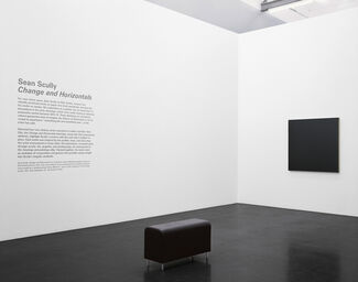 Sean Scully   change and horizontals, installation view