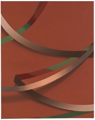 Tomma Abts, installation view
