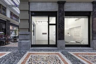 14 artisti. Via Crucis - Madonna d'Ongero - Carona (1st part), installation view