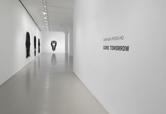 Gone Tomorrow, installation view