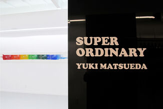 YUKI MATSUEDA | Super Ordinary, installation view